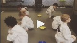 Concentration games – BJJ for Kids