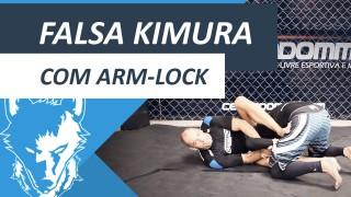 Armbar From Fake Kimura