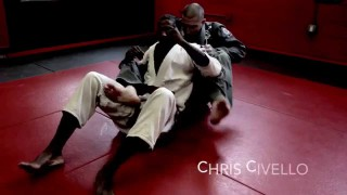 Back Take from Side mount –  Chris Civello
