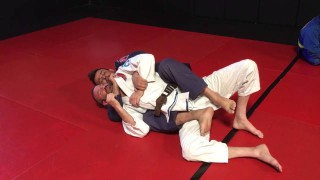 Back Take From Single Leg Defense