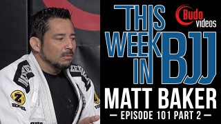 Budo Jake – Part 2 of 2 with Matt Baker