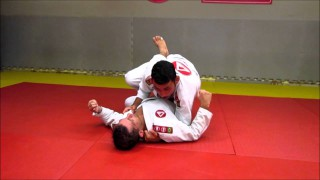 De La Riva Guard Pass To Back Take