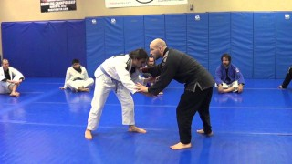 Fake Guard Pull to ankle pick – Gui Mendes