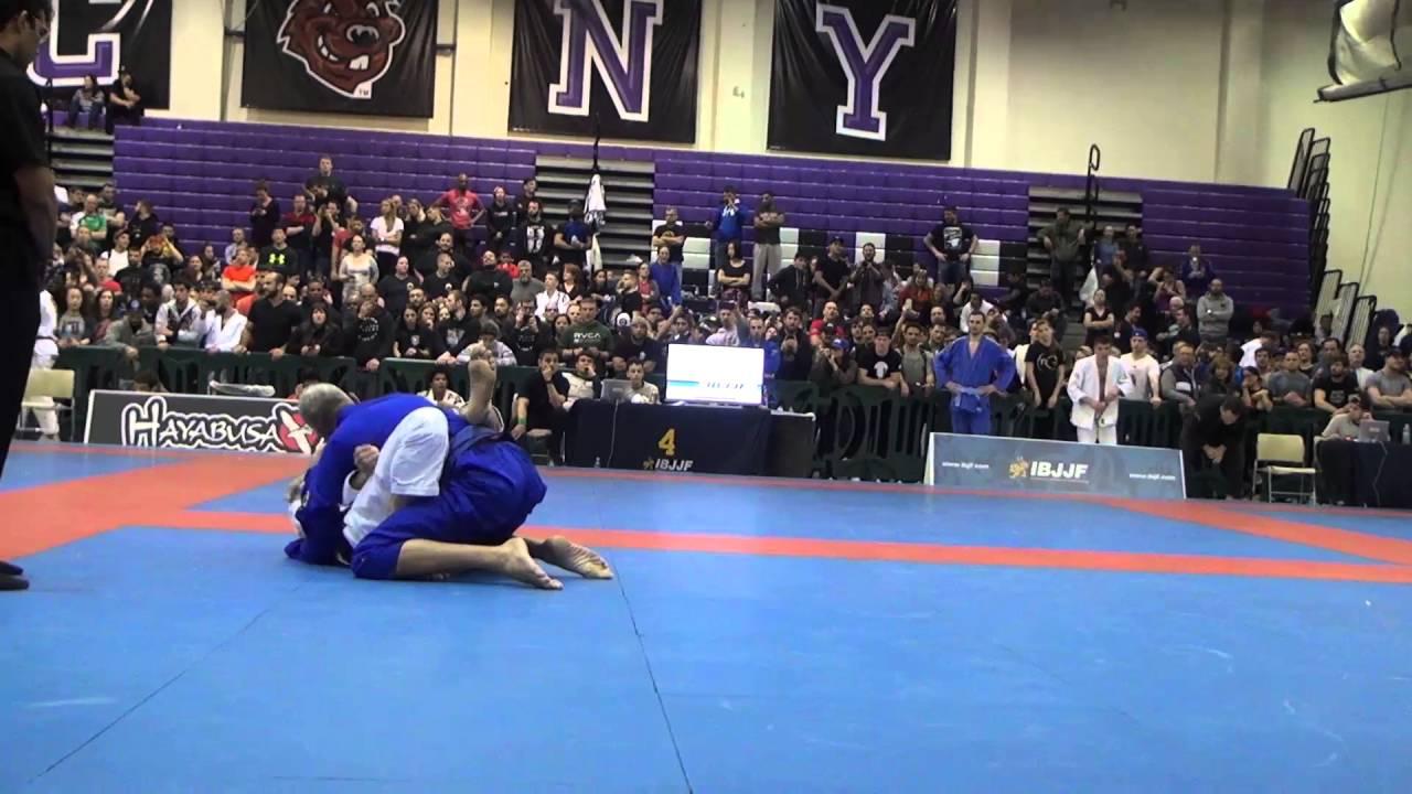 (Full Match) ANTHONY BOURDAIN X ALEXEY ISKHAKOV- NEW YORK SPRING OPEN 2016