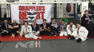 Gina Hopkins: Grapplers Heart – Competing in Jiu Jitsu, with Dystonia