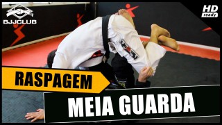 Half Guard/ Knee Shield Sweep – João Chiozzi
