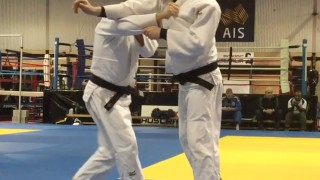 Judo Hip Throw – Sode tsuri-komi goshi