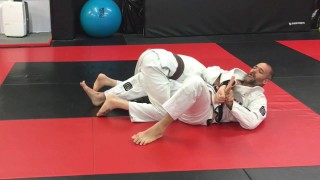 Kimura Switch From Backstep Pass