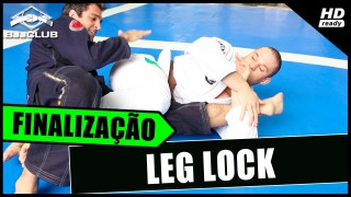 Kneebar From Lapel Guard – Matheus Spirandelli