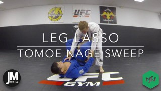 Leg Lasso Tomoe Nage Sweep