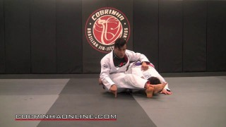 Omoplata to Arm Bar – Rubens Cobrinha