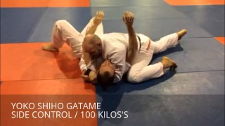 Pinning & Transitions For BJJ