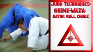 Shime-Waza – The Alligator Death Roll