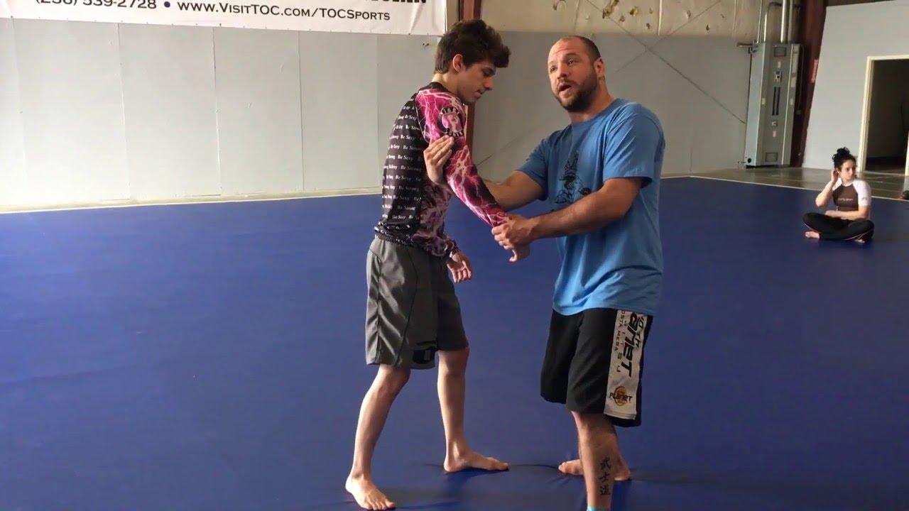 The Arm Drag – 1 Minute Jiu Jitsu Hack