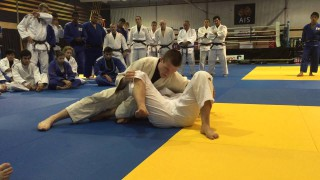 Top Turtle Sweep To Side Control