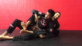 Turtle Control Back Take Drills – Marcel Goncalves