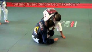 20 minute Seminar covering mainly Spider Guard – Michelle Nicolini