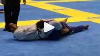Jhonny Loureiro v Luan Carvalho, middleweight finals @ Brasiliero 2016