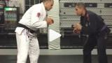 Russian tie to modified Kata Guruma – Luigi Mondelli