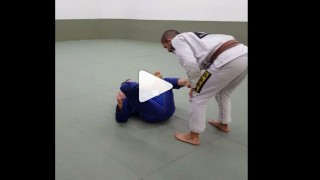 Omoplata chain ending in Back Take drill – Caloi