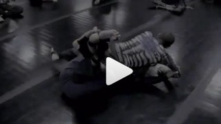 Top Lock Clinch – Eddie Bravo