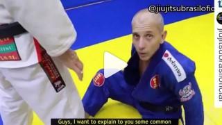 De La Riva – Ricardo De La Riva explains common mistakes with DLR guard