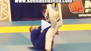 Throwback: Keenan Cornelius, purple belt Competing