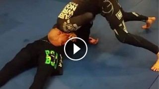 Arm Triangle from North South – Dan Covel
