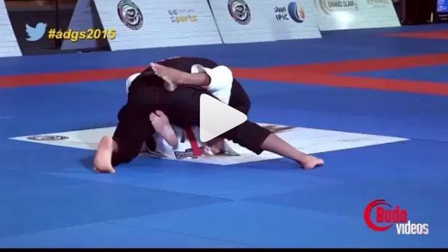 Pressure Passing to The Back – Roberto Cyborg Abreu