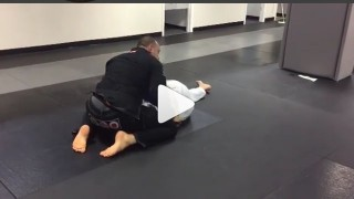 Deep Half Guard Setup for the Leightweights- Luigi Mondelli