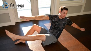 Advanced Functional Strength, Balance and Core Workout – Low Impact Workout
