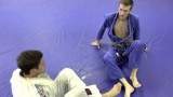 Berimbolo from Single Leg X Guard – Brea Jiu Jitsu