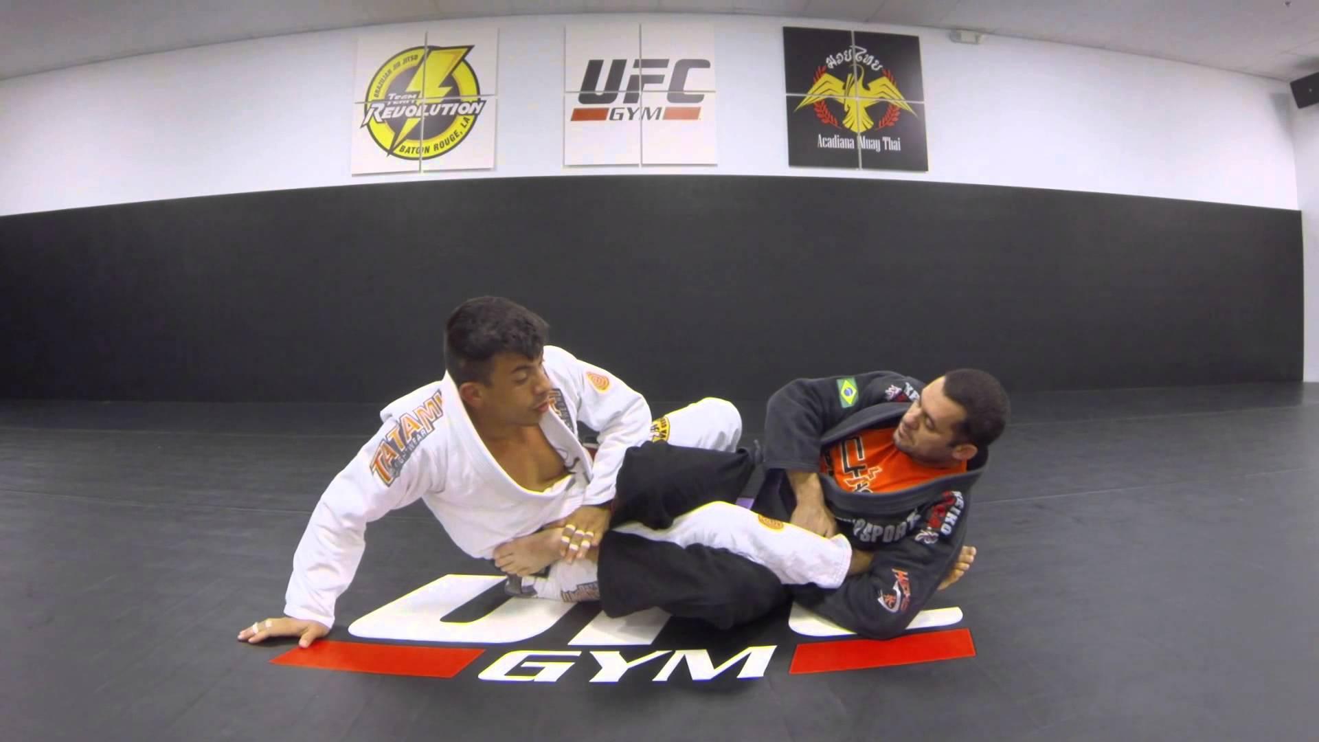 Berimbolo vs Ankle Lock – Josh Mancuso