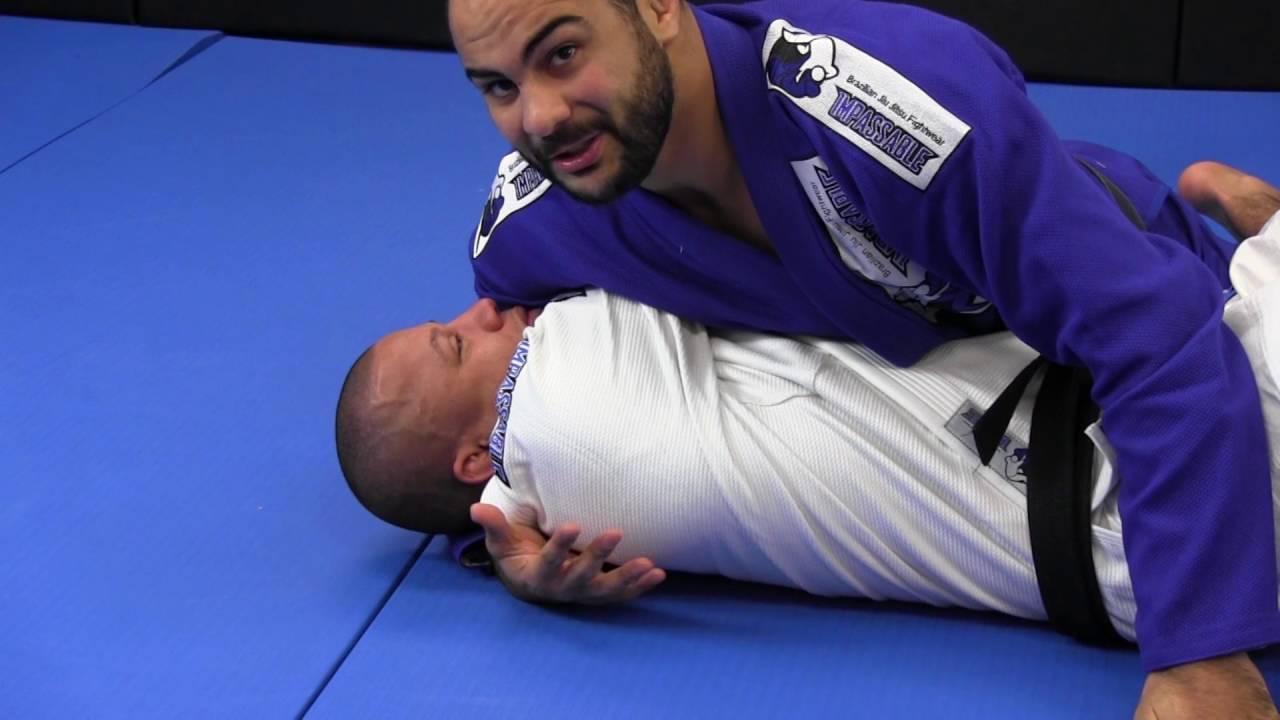 Bernardo Faria Shows The Worst Position To Get Stuck In | WATCH BJJ