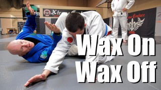 Bottom Half Guard Back Take – Chad Lyman