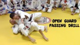 "Guard Passing Drill – Jeff ""Big Frog"" Curran"