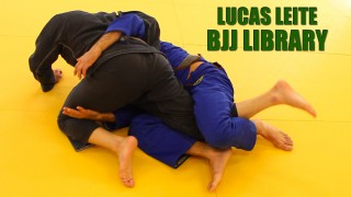 Half Guard Sweep to Back Take – Lucas Leite