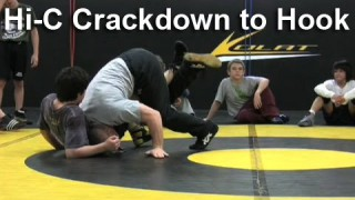 High Crotch Crackdown to Foot Hook – Cary Kolat