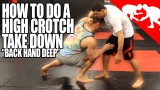 "High Crotch Takedown – Marcos ""Loro"" Galvao"