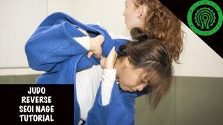 Reverse Seoi Nage – Xuanyi Ang