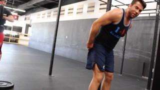 Short Splitting Cardio Workout For BJJ  – Nick Albin