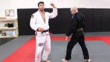 Single Leg takedown in a Gi- Albin