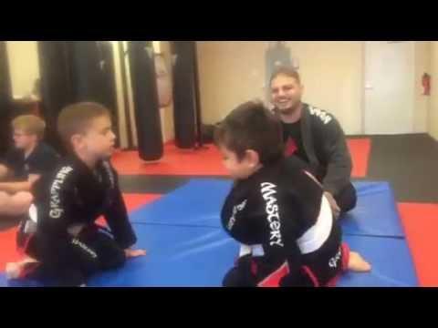 Sumo Wrestler Game – Bjj for Kids