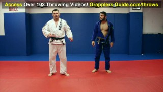 Timing for Foot Sweeps and De Ashi Barai Timing Tip – Vladislav Koulikov