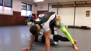 Tripod to Belly Down Ankle Lock – Nelson Puentes
