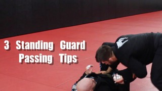 3 Tips For Effective Standing Passing – Nick Albin