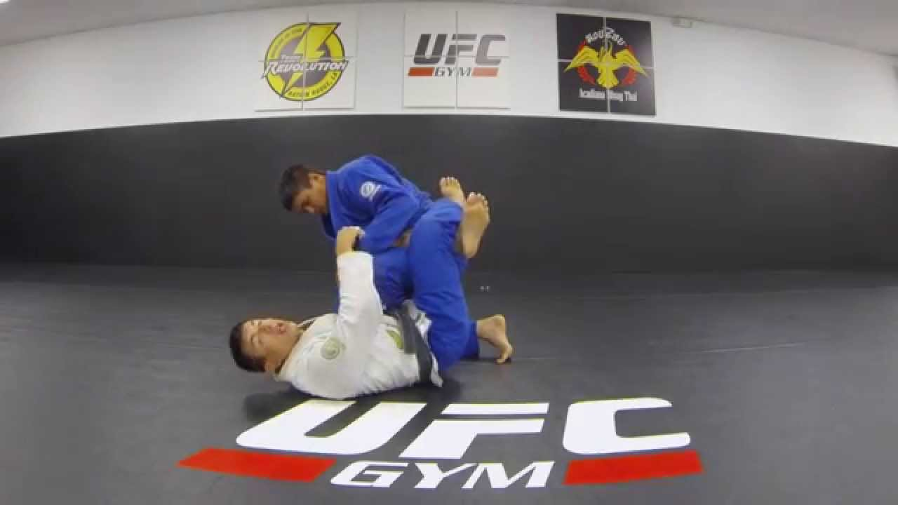 50/50 Guard Concepts and Strategies – Josh Mancuso