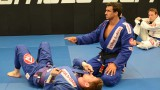 Knee On Belly Cross Choke – Romulo Barral