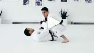 Step Over Guard Pass Variations – Gui Mendes