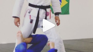 Easy way to Counter the X guard – Victor Silverio